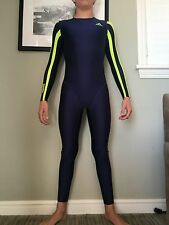 FULL BODY WITH ARMS SWIMSUIT adidas Equipment swimming skin long sleeve skinsuit