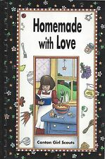*CANTON SD 2000 GIRL SCOUTS COOK BOOK *HOMEMADE WITH LOVE *SOUTH DAKOTA RECIPES