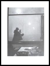 Sabine Weiss Factuer a Lyon Poster Bild Kunstdruck im Alu Rahmen schwarz 70x50cm