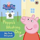 Peppa Pig: Peppa's Washing Day: My First Storybook by Penguin Books Ltd...