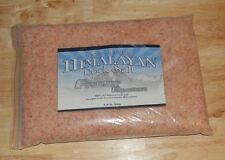 Natural Himalayan Rock Salt Large 4.4 lb bag - The very best deal - bulk bag