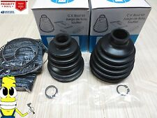 Front Driver Side Inner & Outer CV Axle Boot Kit For Civic 2006-2011 1.8L A/T