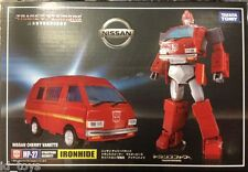 Transformers Takara Masterpiece Ironhide MP-27 NEW