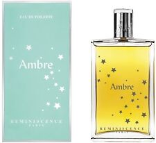 Reminiscence AMBRE Eau de Toilette EDT 50ml - profumo donna NO TESTER