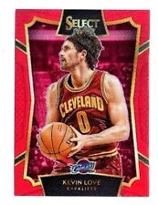 Kevin Love 2015-16 Panini Select, (red), PRIZM,/149!!!