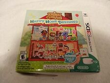 Animal Crossing: Happy Home Designer + NFC Reader Video Game 3DS New