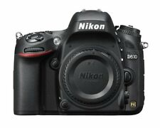 Nikon D610 24.3 MP CMOS FX-Format Digital SLR Camera (Body Only)