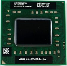 713549-001 HP AM5150DEC23HL AMD A4 5150M 2.7GHz/1 Socket FS1 Processor