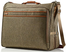 Hartmann Tweed Garment Bag Luggage - Natural