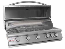 """40"""" BLAZE STAINLESS STEEL DROP IN/ BUILT IN BARBECUE BBQ OUTDOOR ISLAND GRILL"""