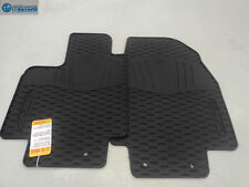 MAZDA CX-9 2007-2015 NEW OEM FRONT ALL WEATHER FLOOR MATS 0000-8B-N06