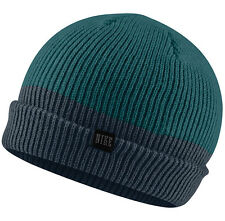 NEW Nike Two Tone Beanie Green /Blue 547765-348 Cap Running Skateboarding Unisex