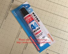 1PCS All Purpose Adhesive Glue Shoe Repair Strong Bond Leather Rubber 20g 0302