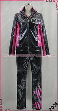 Kamen Rider Decade 1 Black Male Leather Set Cosplay Costume S002