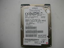 "Hitachi Travelstar 40gb HTS424040M9AT00 320 14R8783 01 2,5"" IDE"