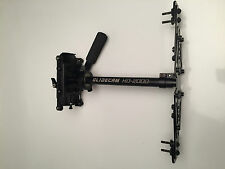 GLIDECAM HD2000 + Tiffen STEADICAM VEST + 2-section ARM +Manfrotto quick release