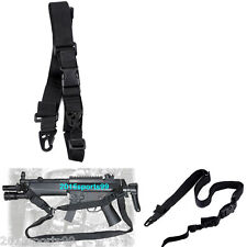 Hunting 3 Three Point Sling Adjustable Tactical Strap for Rifle Airsoft Gun *