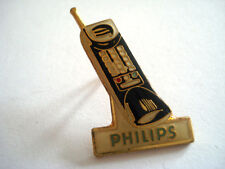 PINS RARE COMPANY ENTREPRISE LOGO PHILIPS PORTABLE TELEPHONE