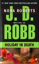 BUY 2 GET 1 FREE Holiday in Death 7 by J. D. Robb (1998, Paperback)