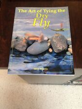 THE ART OF TYING THE DRY FLY Skip Morris 1993 sc FLY FISHING