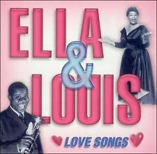 Love Songs, Ella Fitzgerald,Louis Armstrong, New