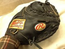 Rawlings GGCMPT Gold Glove Gold Label Baseball Catchers Mitt Right Hand Throw