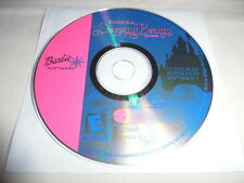 Barbie as Sleeping Beauty - PC CD Computer game Disc Only
