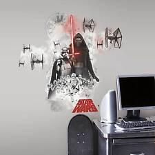 Wandsticker Star Wars dunkle Seite der Macht Wandtattoo Kinderzimmer Kylo Ren