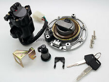 For Honda CBR1100XX 99-06 CBR600 03-06 Ignition Switch Seat Lock Gas Cap Key Set