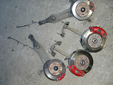 BIG BRAKE SWAP vo. 282mm hi. 262mm Honda CRX EH6 Civic EG3 EG4 EG8 EJ2 Bj.92-98