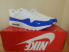 Nike Air Max 1 Ultra Essential Blue / White UK 9 EU 44 Mens 819476 114 New