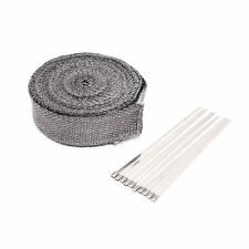 "Turbo downpipe exhaust Header manifold Heat wrap 2"" x 50ft gto v8 trans am"