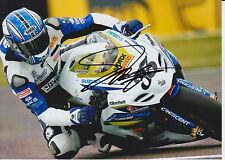 Tommy Hill Crescent Suzuki Hand Signed 7x5 Photo BSB 18.