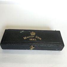 Antique Case 1895 Maundy Money Original Case Empty
