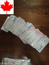 Home Value Combo Pack 100 (LH) Ovulation Tests 20 (HCG) Pregnancy Test Strips