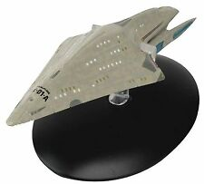 Eaglemoss Diecast Star Trek USS Dauntless NX-01-A  #17 w/ Magazine