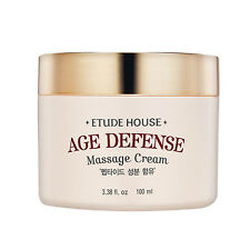[ETUDE HOUSE] Age Defense Massage Cream 100ml / Elastic skin / Korea cosmetic