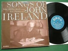 John Ireland Songs John Shirley-Quirk Saga XID 5207 1963 LP