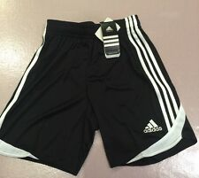 Mens Small  Adidas Tiro 11 Shorts - Black/White - Brand New With Tags