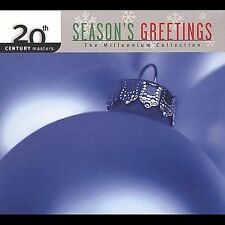 Season's Greetings: 20th Century Masters/The Millennium Collection [Box] by Vari