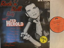 Ted Herold & Co. - Rock'n'Roll Party Teil 2 - LP 1980 D - Bear Family BFX 15056
