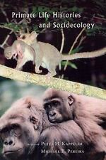 Primate Life Histories and Socioecology-ExLibrary