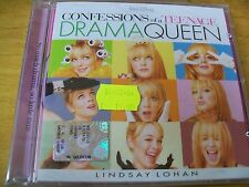 CONFESSIONS OF A TEENAGE DRAMAQUEEN  O.S.T. CD SIGILLATO LINDSAY LOHAN