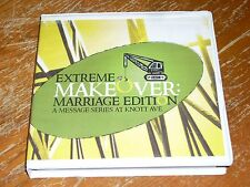 Shane Womack Extreme Makeover Marriage Edition KnottAv Audio Series 8Disc CD Set