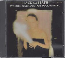 "BLACK SABBATH ""We Sold Our Soul For Rock 'N Roll"" Vol 1 & 2  NEW SEALED 2 CD SET"