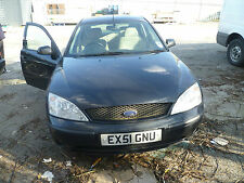 FORD MONDEO 2.0 GHIA 2002 BLACK Breaking For Spares Wiper Arm
