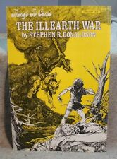 vtg old THE ILLEARTH WAR FROSTWORLD Things to Come sci fi club flyer booklet