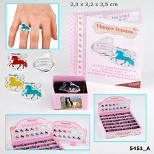 HORSES DREAMS MOOD RING/GIRLS RING/PARTY BAG FILLER