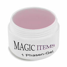 1-PHASEN - GEL UV SPESSO FUCSIA STUDIO QUALITà 30ml