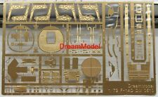 Dream Model 1/72 #0510 F-14D Tomcat Detail Up Etching Parts for Hasegawa